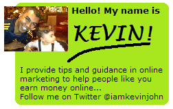 Earn Money Online With Kevin
