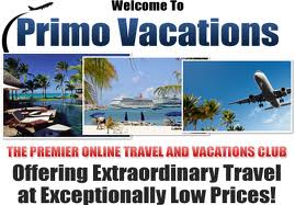 Primo Vacations banner