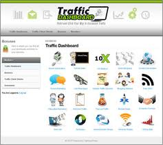 Traffic Dashboard!