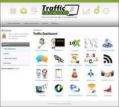Traffic Dashboard!