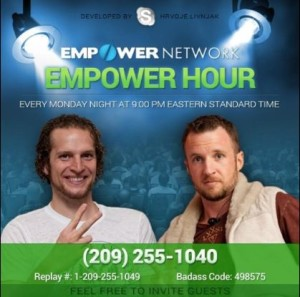 Empower Network Call