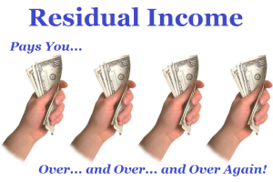 Earn Extra Income Making Residual Income