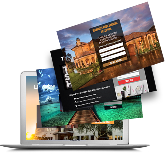 OSP Landing Pages